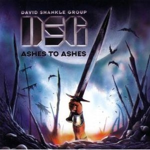 Ashes to Ashes (David Shankle Group album) - Image: Ashes to Ashes (David Shankle Group album)