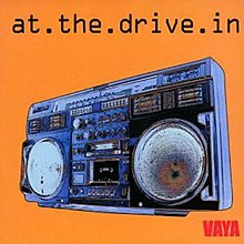 At the Drive In - Vaya cover.jpg