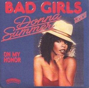 Bad Girls (Donna Summer song) - Image: Bad Girls (France)