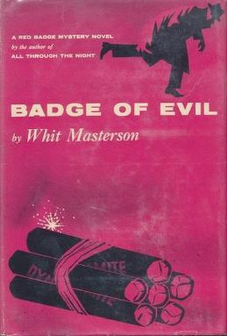 Badge of Evil - First edition (publ. Dodd Mead)