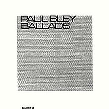 Ballads (Paul Bley album).jpg