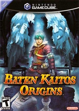 Baten Kaitos Origins - North American cover art