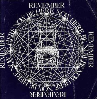 Be Here Now (book) - Image: Beherenowcvr