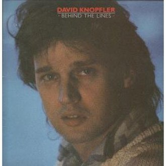 Behind the Lines (David Knopfler album) - Image: Behind the Lines (David Knopfler album)