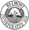 Official seal of Belmont, Massachusetts