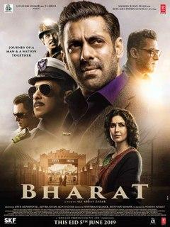 <i>Bharat</i> (film) 2019 Indian film