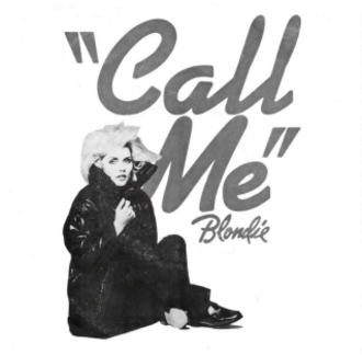Call Me (Blondie song) - Image: Blondie Call Me
