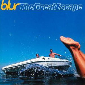 The Great Escape (Blur album) - Image: Blur thegreatescape