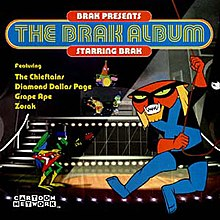 Brak Presents The Brak Show Starring Brak