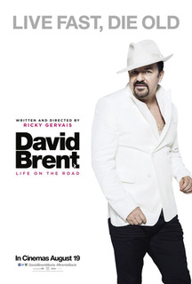 <i>David Brent: Life on the Road</i> 2016 film by Ricky Gervais