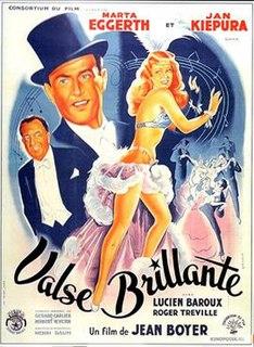 <i>Brilliant Waltz</i> 1949 film