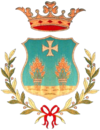 Coat of arms of Brindisi Montagna
