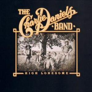High Lonesome (Charlie Daniels album) - Image: CDB High Lonesome