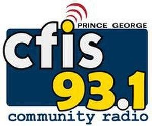CFIS-FM - Image: CFIS CFIS93.1 logo