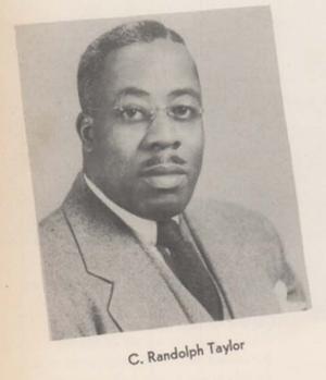 C. Randy Taylor - Image: C Randy Taylor