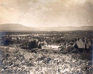 The McCallie School - The original 40 acres