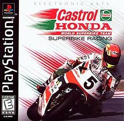 Castrol Honda Superbike Racing