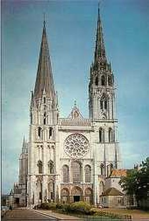 Paulists - Cathedral at Chartres