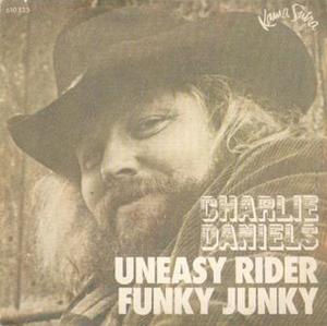 Uneasy Rider - Image: Charlie daniels uneasy rider