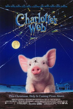 Charlotte's Web (2006 film) - Theatrical release poster