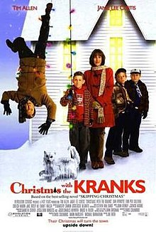 Christmas with the Kranks; one of the top Christmas