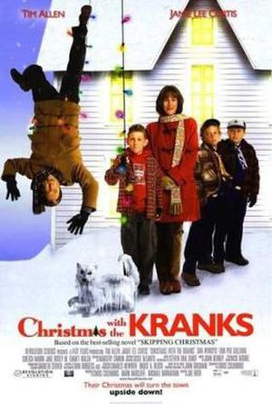 Christmas with the Kranks - Theatrical release poster