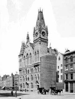 John Tarring British architect
