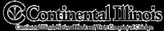 Continental Illinois - Continental Illinois 1987 logo