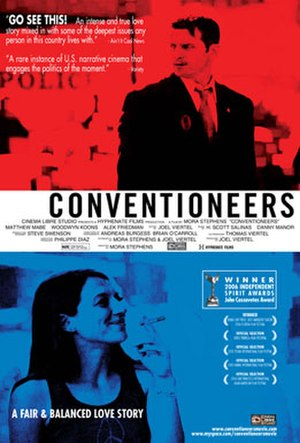 Conventioneers - Image: Conventioneersposter