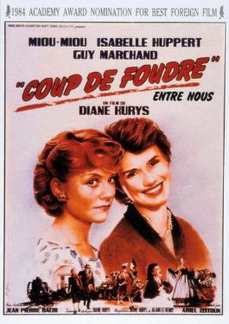 Entre Nous (film) - French film poster for Entre Nous