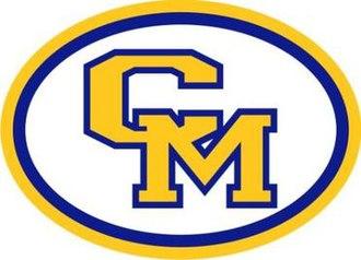 Crete-Monee High School - Image: Crete Monee High School Logo