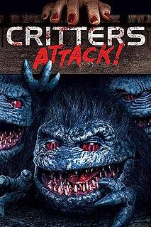 <i>Critters Attack!</i> 2019 American horror film