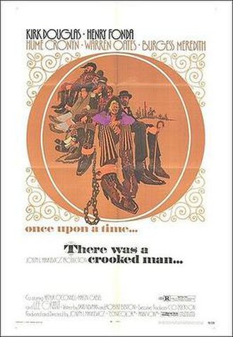 There Was a Crooked Man... - Movie poster