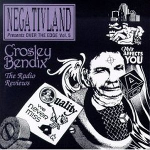 Over the Edge Vol. 5: Crosley Bendix: The Radio Reviews - Image: Crosley