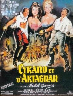 <i>Cyrano and dArtagnan</i> 1964 film