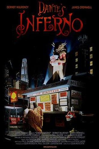 Dante's Inferno (2007 film) - Image: Dante's Inferno Film Poster