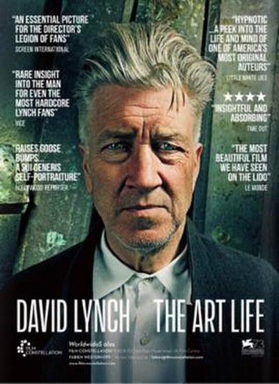 Picture of a movie: David Lynch: The Art Life
