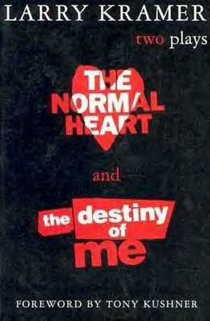 The Destiny of Me - Cover of the Grove Press paperback edition