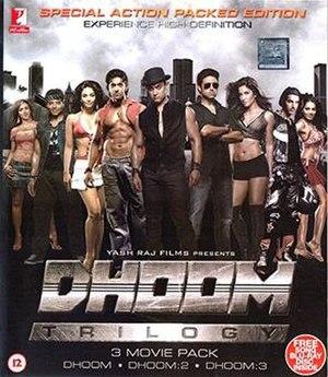 Dhoom (film series) - Image: Dhoom series
