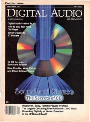 CD Review - Image: Digital Audio