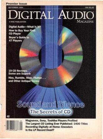 CD Review - Image: Digital Audio