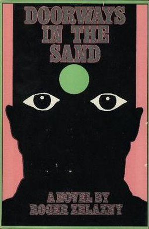 Doorways in the Sand - Cover of first edition (hardcover)