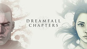 Dreamfall Chapters - Image: Dreamfall Chapters cover