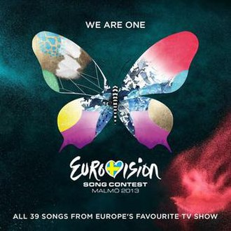 Eurovision Song Contest 2013 - Image: ESC 2013 album cover