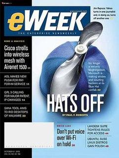 <i>eWeek</i>