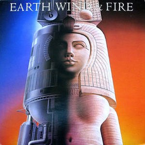Raise! - Image: Earth, Wind & Fire Raise