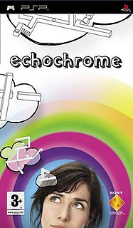 <i>Echochrome</i> video game