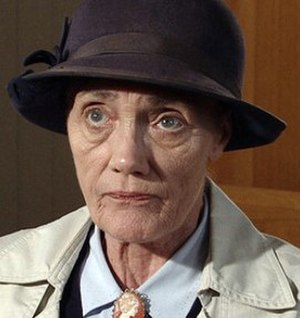 Shirley Stelfox - Stelfox as Edna Birch in Emmerdale