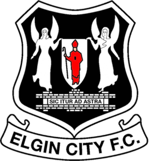 Elgin City F.C. association football club
