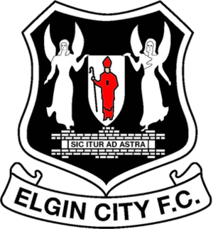 Elgin City F.C. - Image: Elgin City FC Badge